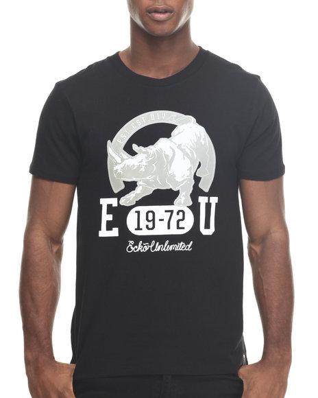 Ecko - Men Black Extra Credit T-Shirt - $14.99