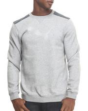 Men - Signature Logo Crewneck Sweatshirt