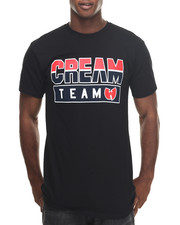 Men - Wu Tang Cream Team S/S Tee