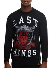 Men - Last Kings Kingin Crewneck Sweatshirt
