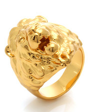 Accessories - 18K Gold Lion Ring