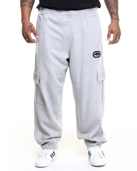 Ecko - Men Grey Recruit Cargo Jogger (B&T)
