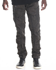Basic Essentials - Hydro Structured Twill Pants