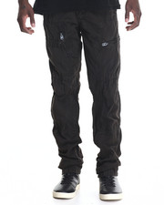Basic Essentials - Hydro Side Zip Pocket Twill Pants