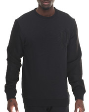 Men - Sueded Varsity Crew Sweatshirt