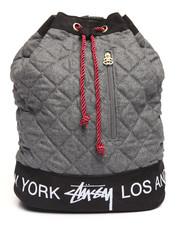 Stussy - WORLD TOUR BUCKET BACKPACK