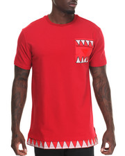 Shirts - Bass Teeth Elongated S/S Tee