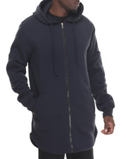 Men - Fishtail Zip Fleece