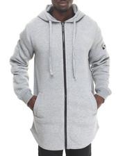 Hoodies - Fishtail Zip Fleece