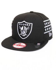 New Era - Oakland Raiders Fine Side 950 Snapback hat