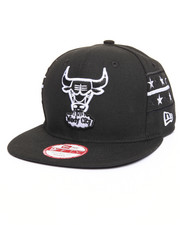 New Era - Chicago Bulls Fine Side 950 Snapback hat