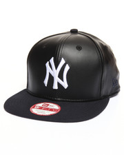 New Era - New York Yankees Smoothly Stated Faux leather 950 snapback hat
