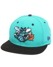 New Era - Charlotte Hornets Tribal Tone 950 Snapback hat