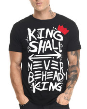 Bass By Ron Bass - King Behead S/S Tee