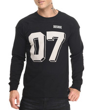 T-Shirts - Corey L/S Compact Jersey