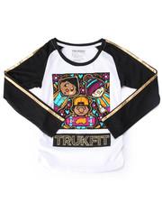 T-Shirts - TRUKFIT CREW RAGLAN (7-16)