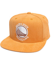 Adidas - Golden State Warriors Mustard Snapback