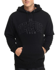 Men - UVT Arched Pullover Hoodie