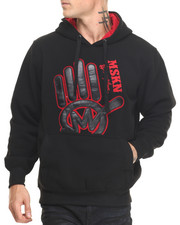 Buyers Picks - Miskeen Hand Logo PU Hoody