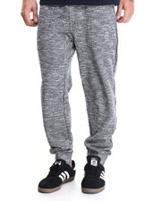 Cyber Monday Shop - Men - Melange Drop Crotch Jogger
