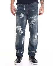Ecko - Vintage Straight Fit Jeans