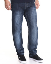 Buyers Picks - Washed Luxury Denim w Big Embossed Hand