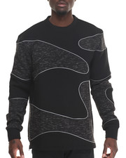 Pullover Sweatshirts - Above The Clouds Crewneck Sweatshirt