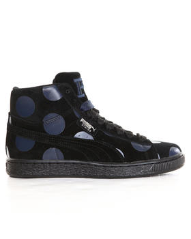 -FEATURES- - PUMA X Vashtie Dots States Mid Sneakers