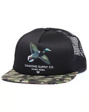 Men - Diamond Game Assn. Snapback hat