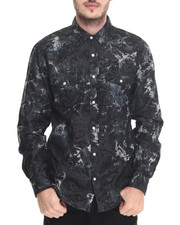 Button-downs - Paisley Denim L/S Button - Down
