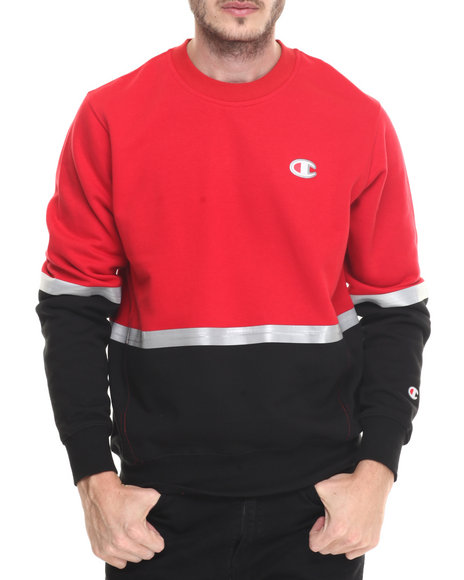 Champion Black Pullover Sweatshirts