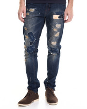 Men - Tinted Acid - Washed Denim Jeans