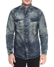 Button-downs - Dirty Work L/S Button - Down