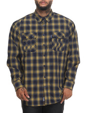 Rocawear - Midtown L/S Button-down (B&T)