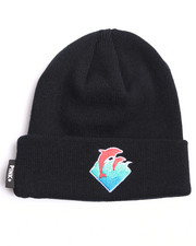 Men - WAVES CLASSIC DOLPHIN BEANIE