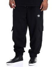Men - 99 Shadow Cargo Sweatpants (B&T)