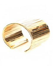 DRJ Accessories Shoppe - Gold Cuff Bracelet