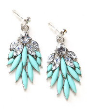 Black Friday Shop - Women - Crystal & Stone Earrings