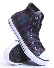 Sneakers - Chuck Taylor All Star Plaid Sneakers (11-3)