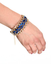 Jewelry - Multi Media Braided Bracelet