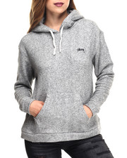 Women - BIG TERRY HOODY