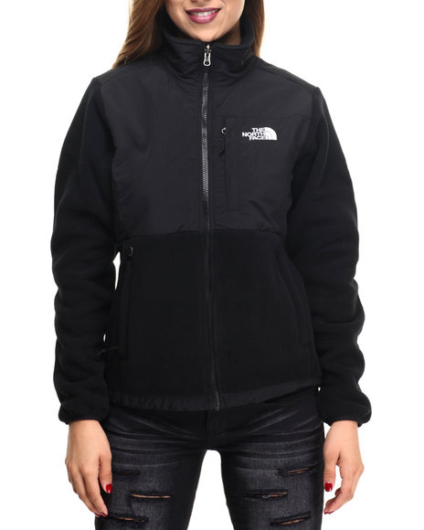 The North Face - Women Black Women's Denali Jacket