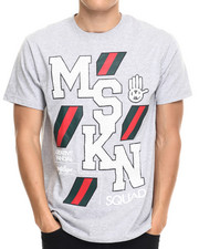 Cyber Monday Shop - Men - MSKN Italian Squad Lux Tee