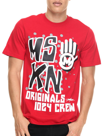 Miskeen Red T-Shirts