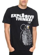 Miskeen - Explosive Thinker Tee