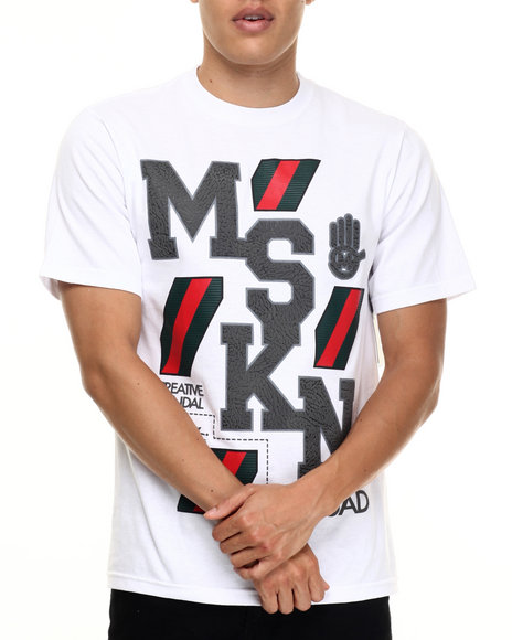 Miskeen White T-Shirts