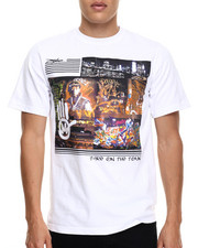 Cyber Monday Shop - Men - MSKN Graffiti Wall Tee