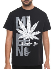 Men - Miskeen Leaf Tee
