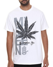 Black Friday Shop - Men - Miskeen Leaf Tee