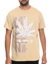 Cyber Monday Shop - Men - Miskeen Leaf Tee